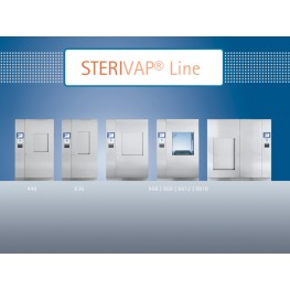 Автоклав / паровой стерилизатор STERIVAP