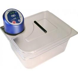 Термостат TW-2.03 (баня водяная), ванна пластик 8,5 л
