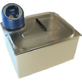 Термостат TW-2.02 (баня водяная), ванна н/ж сталь 8.5 л