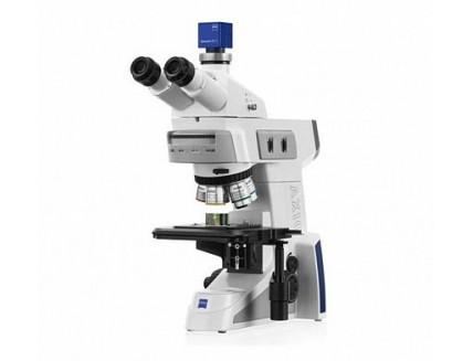 Микроскоп Axio Lab A1 препаратоводитель СЛЕВА